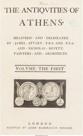 45195: James Stuart and Nicholas Revett. The Antiquitie