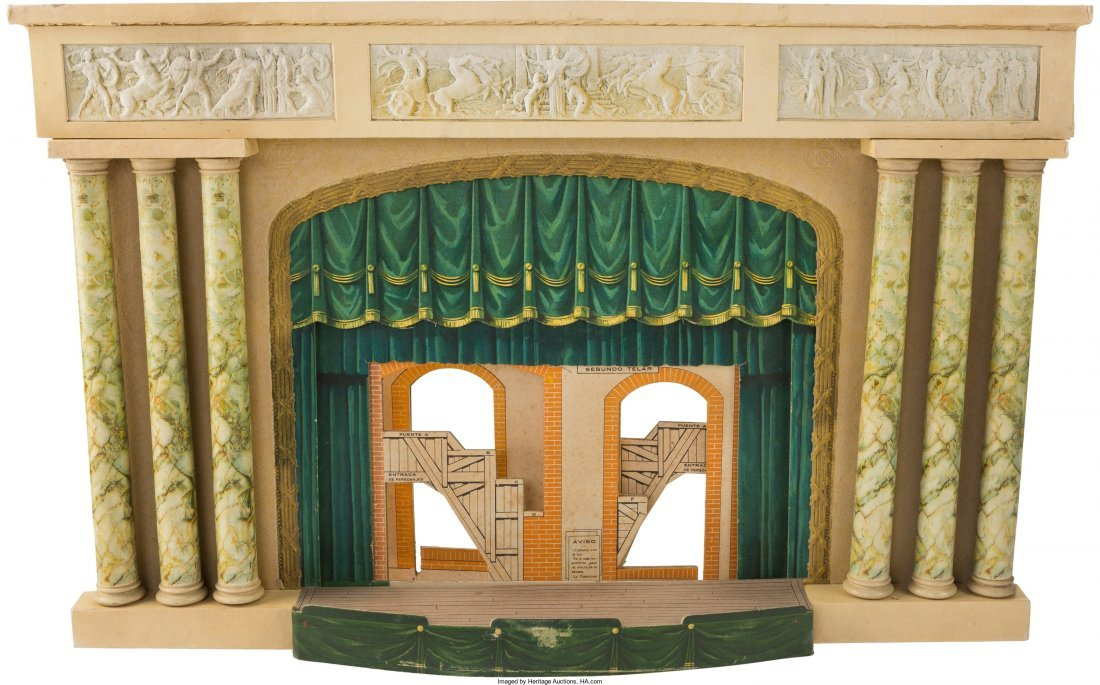 45203: [Children's Theater]. [C[arlos] B[arral] Nualart