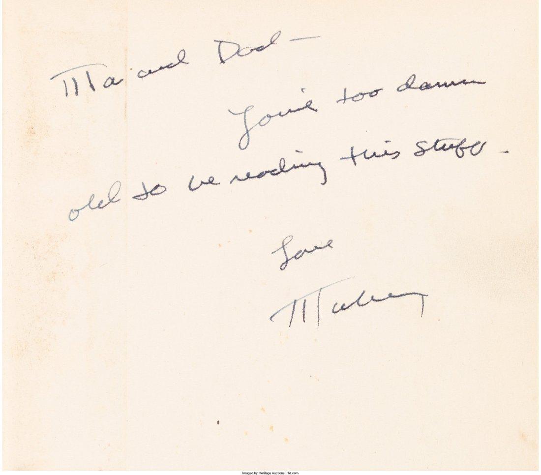 45012: Mickey Spillane. The Long Wait. New York: E. P.