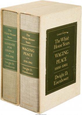 45124: Dwight D. Eisenhower. The White House Years. Gar