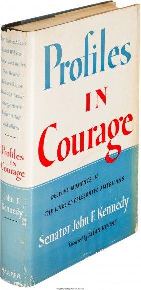 45126: John F. Kennedy. Profiles in Courage. New York: