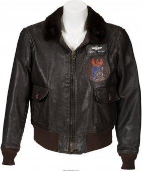 45033: [Mickey Spillane]. Mickey Spillane's Leather Fli