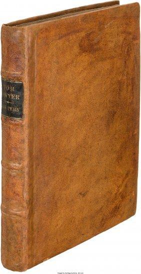 45330: Mark Twain. The Adventures of Tom Sawyer. Hartfo