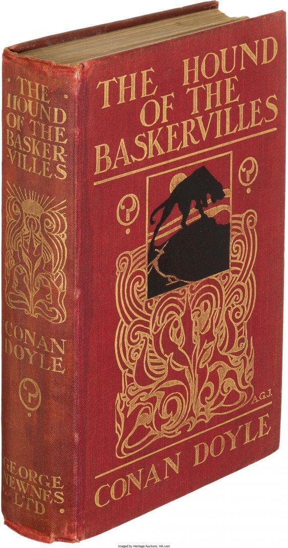 45233: A[rthur]. Conan Doyle. The Hound of the Baskervi