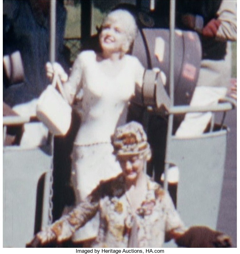 89008: A Marilyn Monroe Never-Before-Seen Film from the