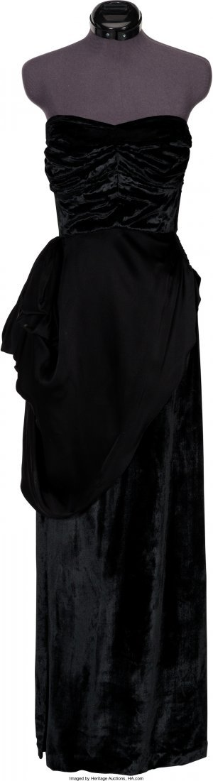 89010: A Farrah Fawcett Gown Worn as a Presenter at The