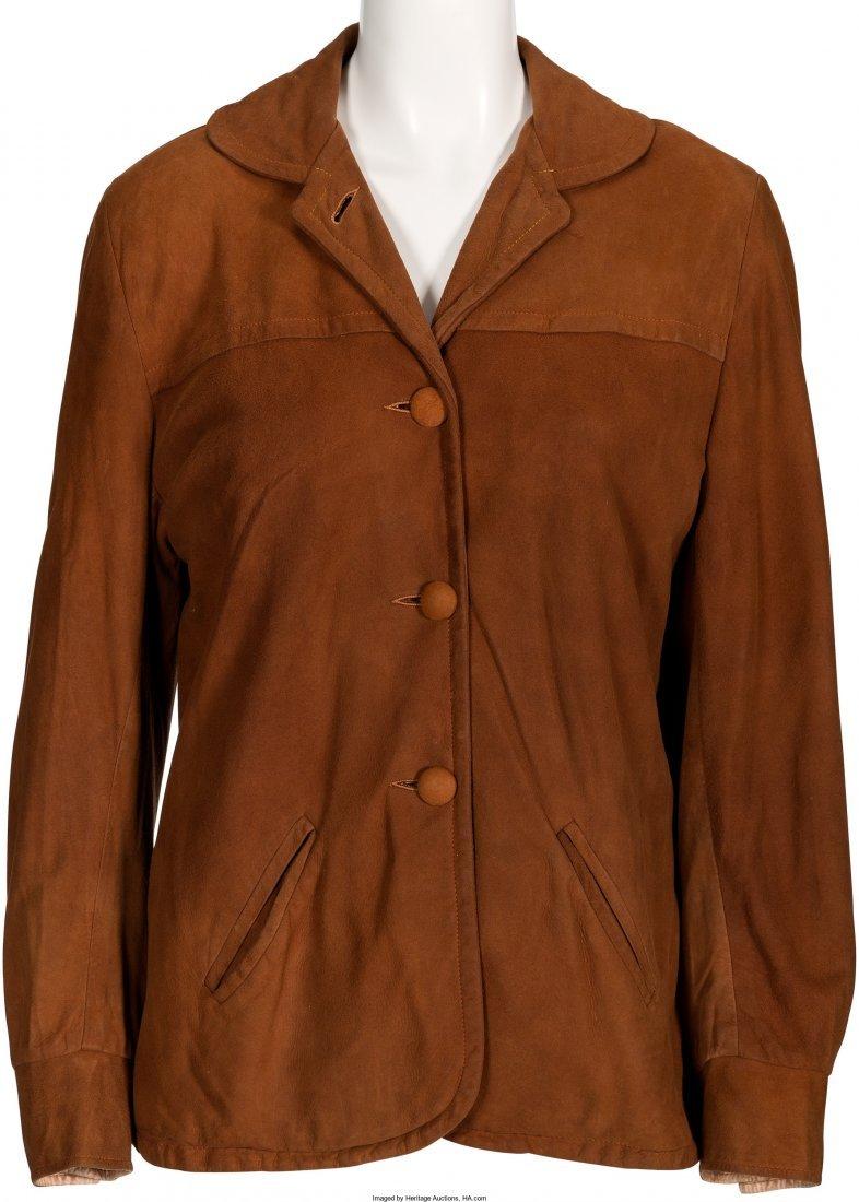 """89020: A Farrah Fawcett Set of Jackets from """"Silk Hope."""