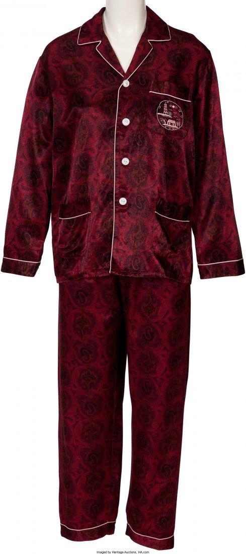 "89022: A Farrah Fawcett Pair of Pajamas Related to ""Mar"