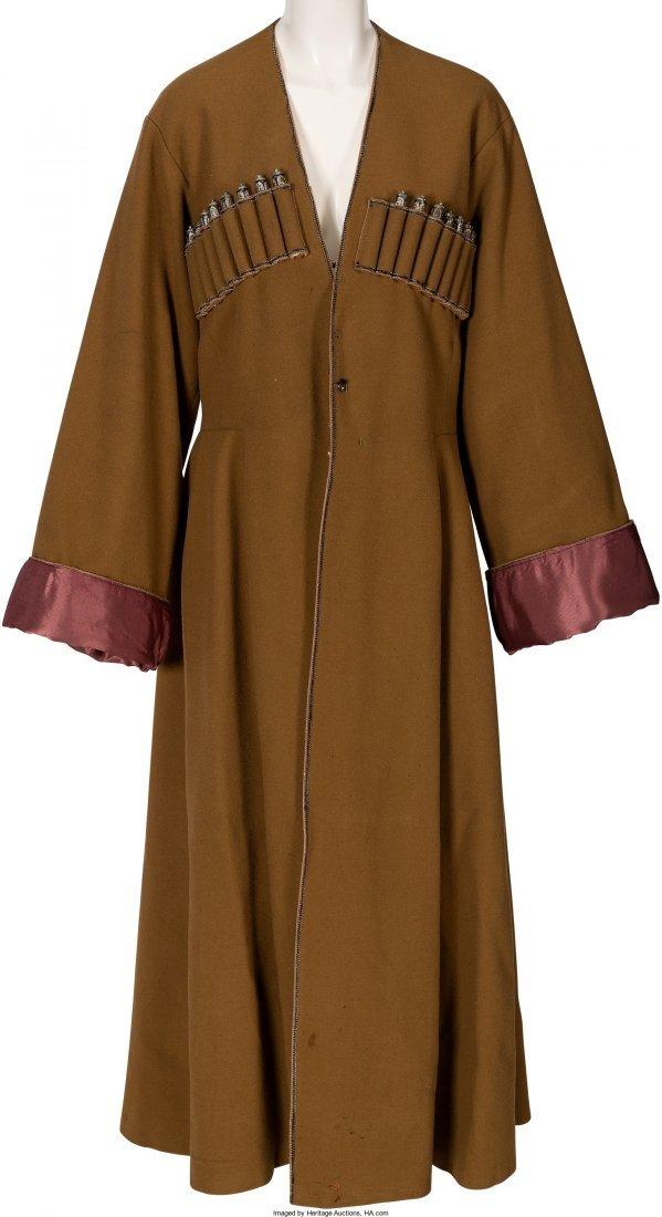"89023: A Farrah Fawcett Coat Related to ""Margaret Bourk"