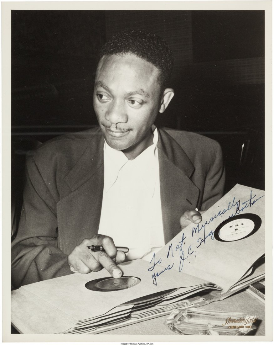 89616: Jazz - Group of Seventeen Signed Black and White - 4