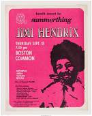 Jimi Hendrix Boston Common Cancelled Concert Han