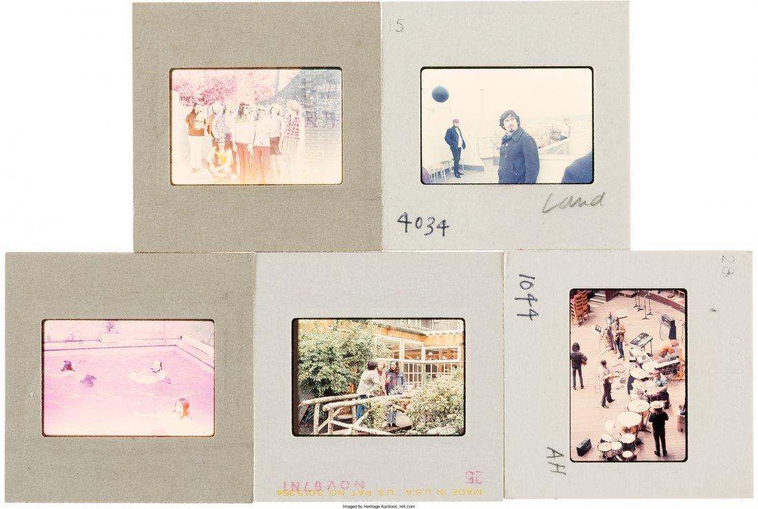 89578: Frank Zappa - Set of Fifty Color Photo Slides (L - 6