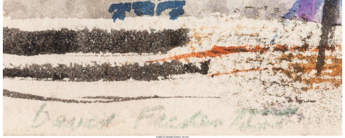 65002: David Fredenthal (American, 1914-1958) View of N - 3