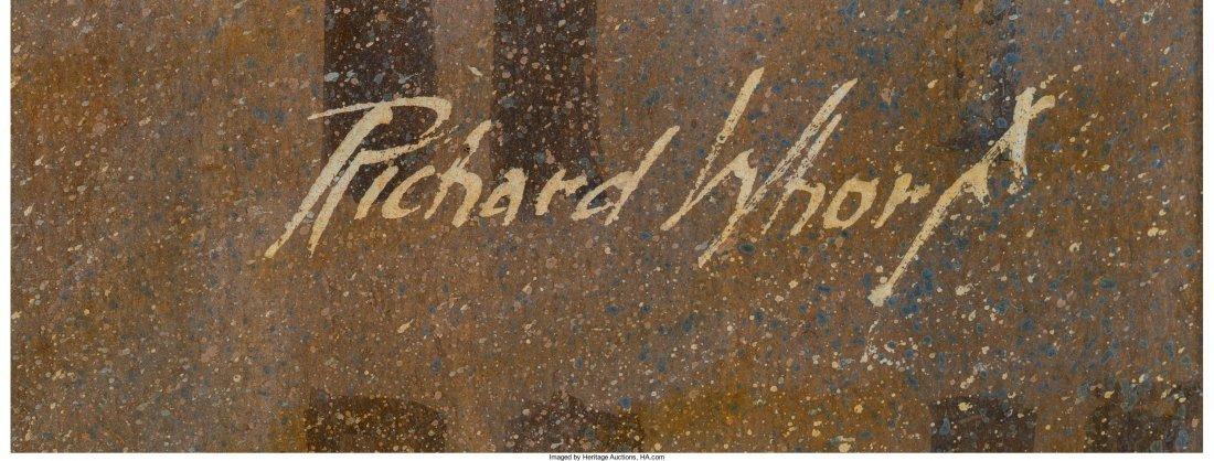 65007: Richard Whorf (American, 1906-1966) Chicago Jazz - 3