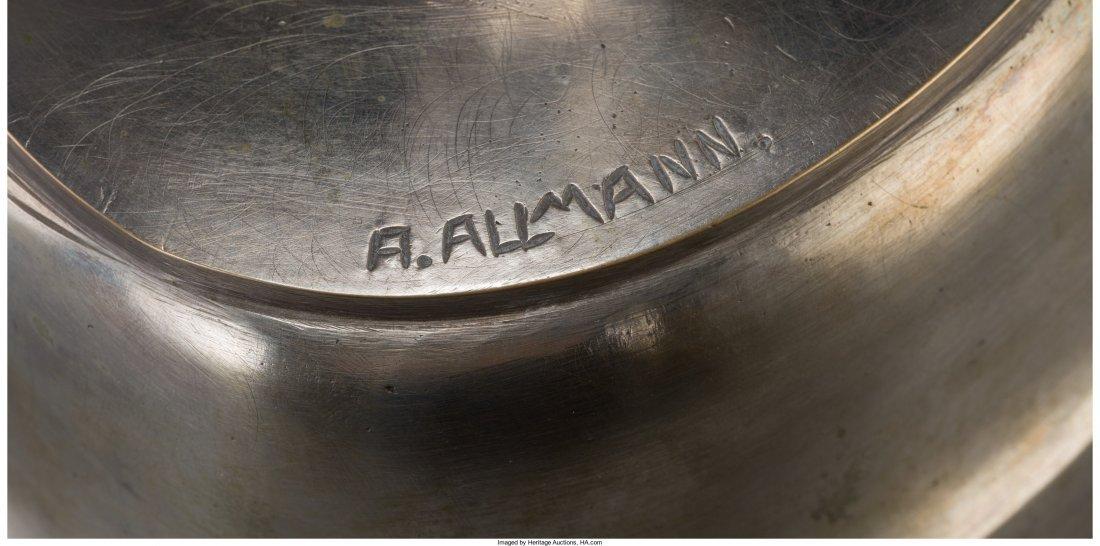 65109: Albert Allmann (German, 1890-1979) Eve, circa 19 - 2