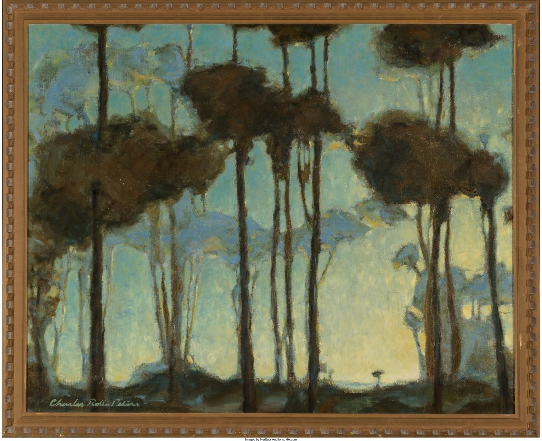 65296: Charles Rollo Peters (American, 1862-1928) Light - 2