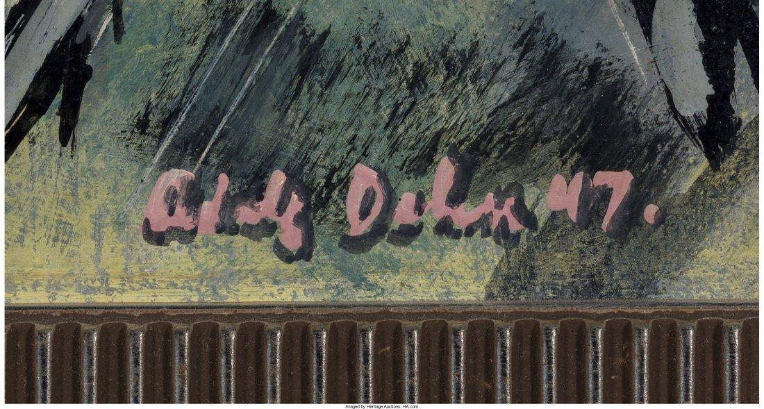 65210: Adolf Arthur Dehn (American, 1895-1968) Pink and - 3