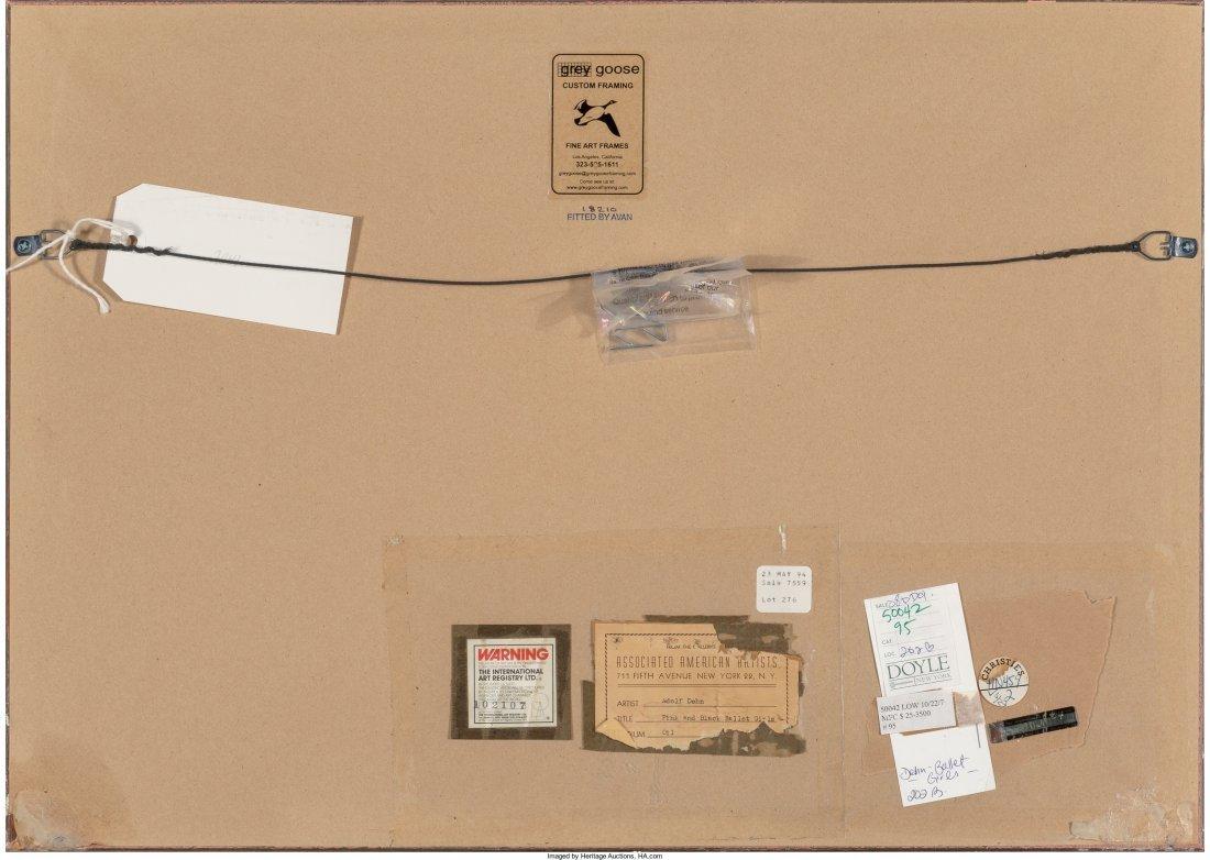 65210: Adolf Arthur Dehn (American, 1895-1968) Pink and - 4