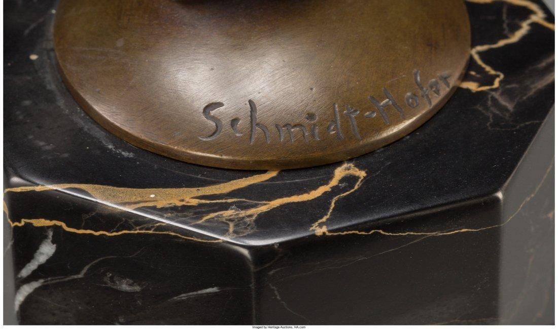 65239: Otto Schmidt-Hofer (German, 1873-1925) Icarus Br - 2
