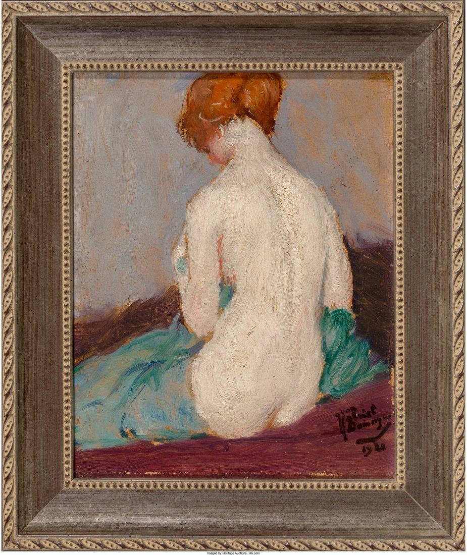 65255: Jean-Gabriel Domergue (French, 1889-1962) Suzann - 2