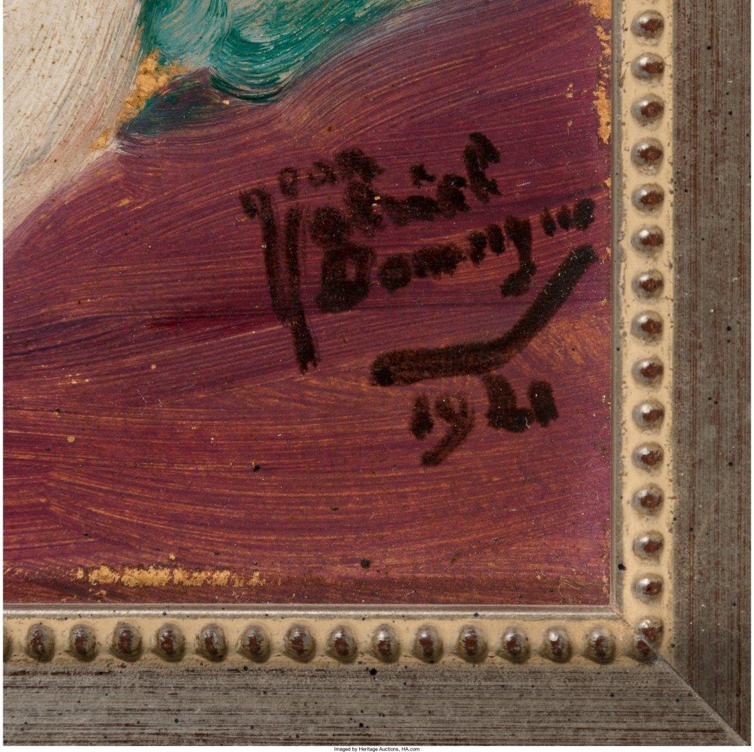 65255: Jean-Gabriel Domergue (French, 1889-1962) Suzann - 3