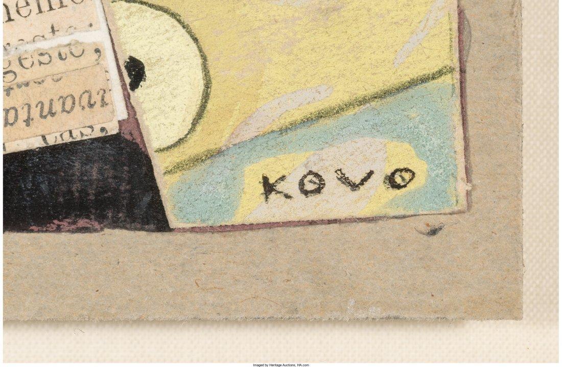 66247: Philippe Kovo (American/Russian, b. 1952) Untitl - 3
