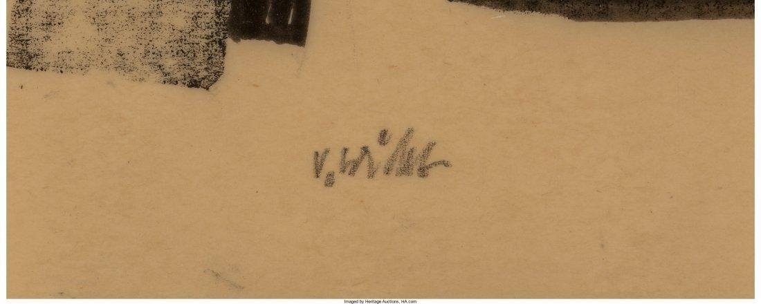 66252: Urban Weiss (American, 1892-1955) Geometric Comp - 3