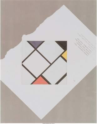 Cory Arcangel (b. 1978) Lozenge Composition, 192