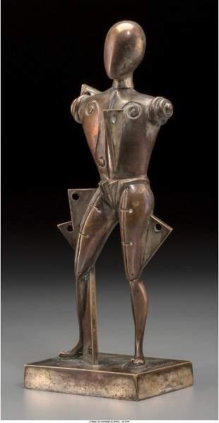 Giorgio de Chirico (1888-1978) Castore, 1973 Bro