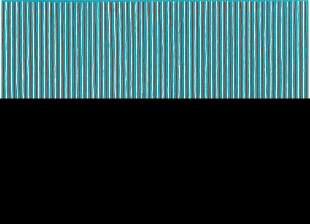 Gene Davis (1920-1985) Sonata, 1980 Lithograph i