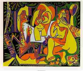 65127: Pablo Picasso (1881-1973) Le déjeuner sur l'her