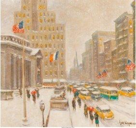 68082: Guy Carleton Wiggins (American, 1883-1962) Winte