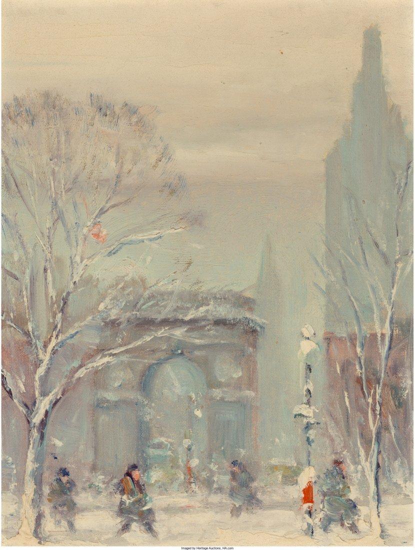 68084: Johann Berthelsen (American, 1883-1972) Washingt