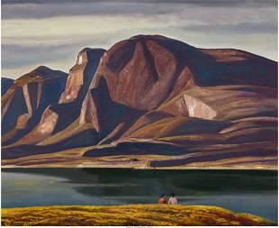 68097: Rockwell Kent (American, 1882-1971) Greenland (S