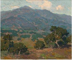 68032: Edgar Alwin Payne (American, 1883-1947) Californ
