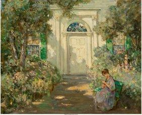 68054: Abbott Fuller Graves (American, 1859-1936) New H