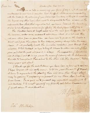 43067: Thomas Jefferson: The President Writes to Georgi
