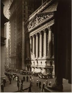 73014: Berenice Abbott (American, 1898-1991) New York S