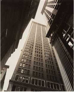 73030: Berenice Abbott (American, 1898-1991) Canyon: Br