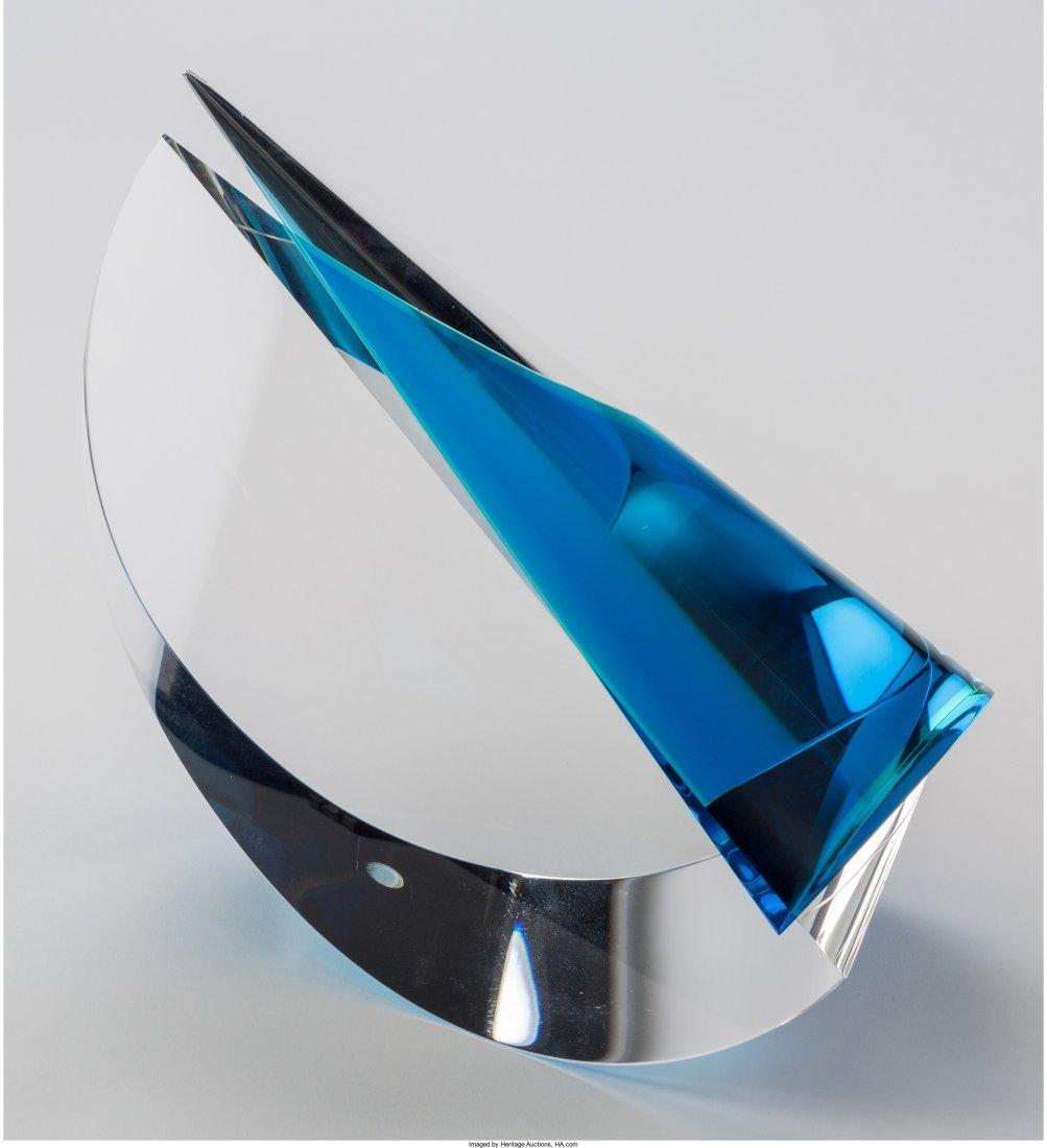 63303: Martin Rosol (Czechoslovakian, b. 1956) Abstract - 4