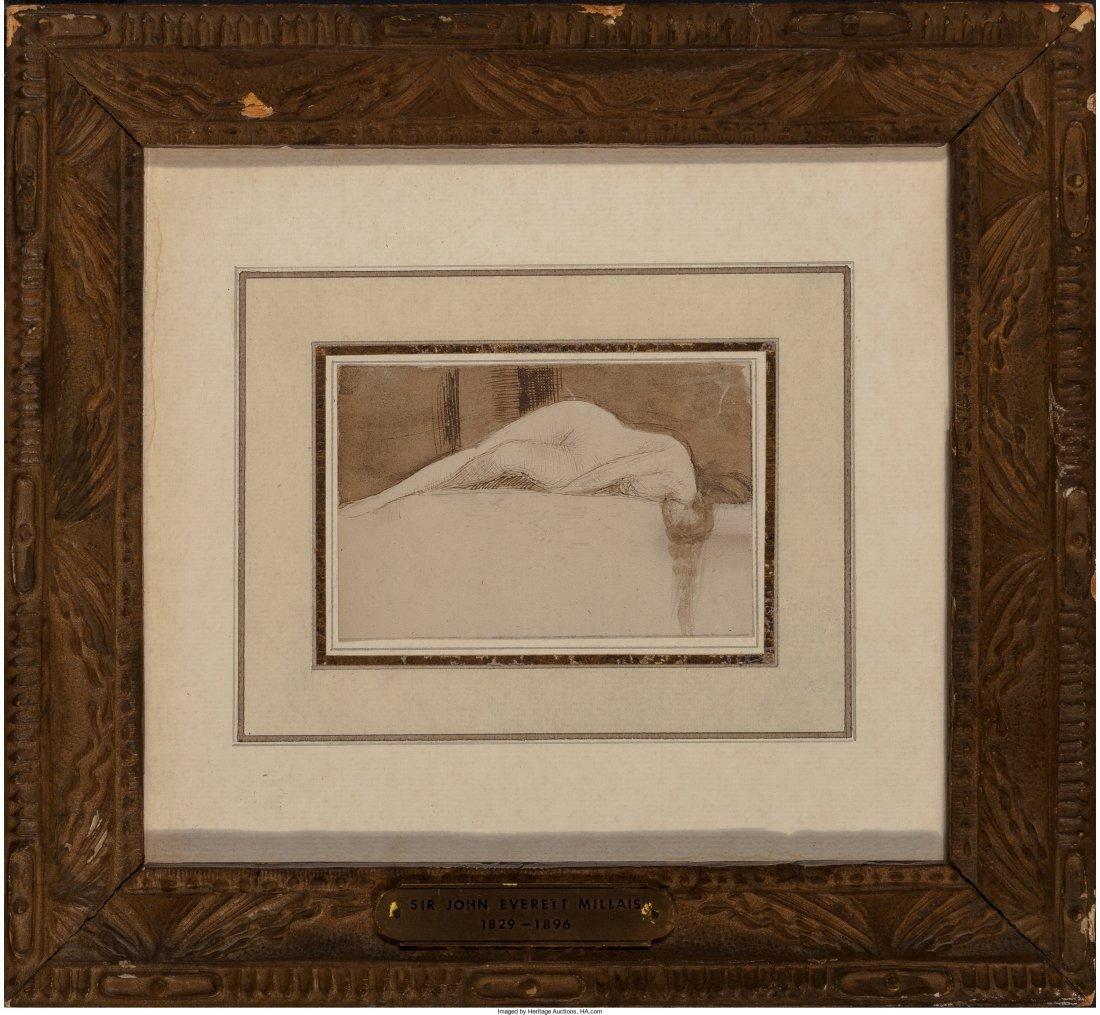 63045: John Everett Millais (British, 1829-1896) Reclin - 2