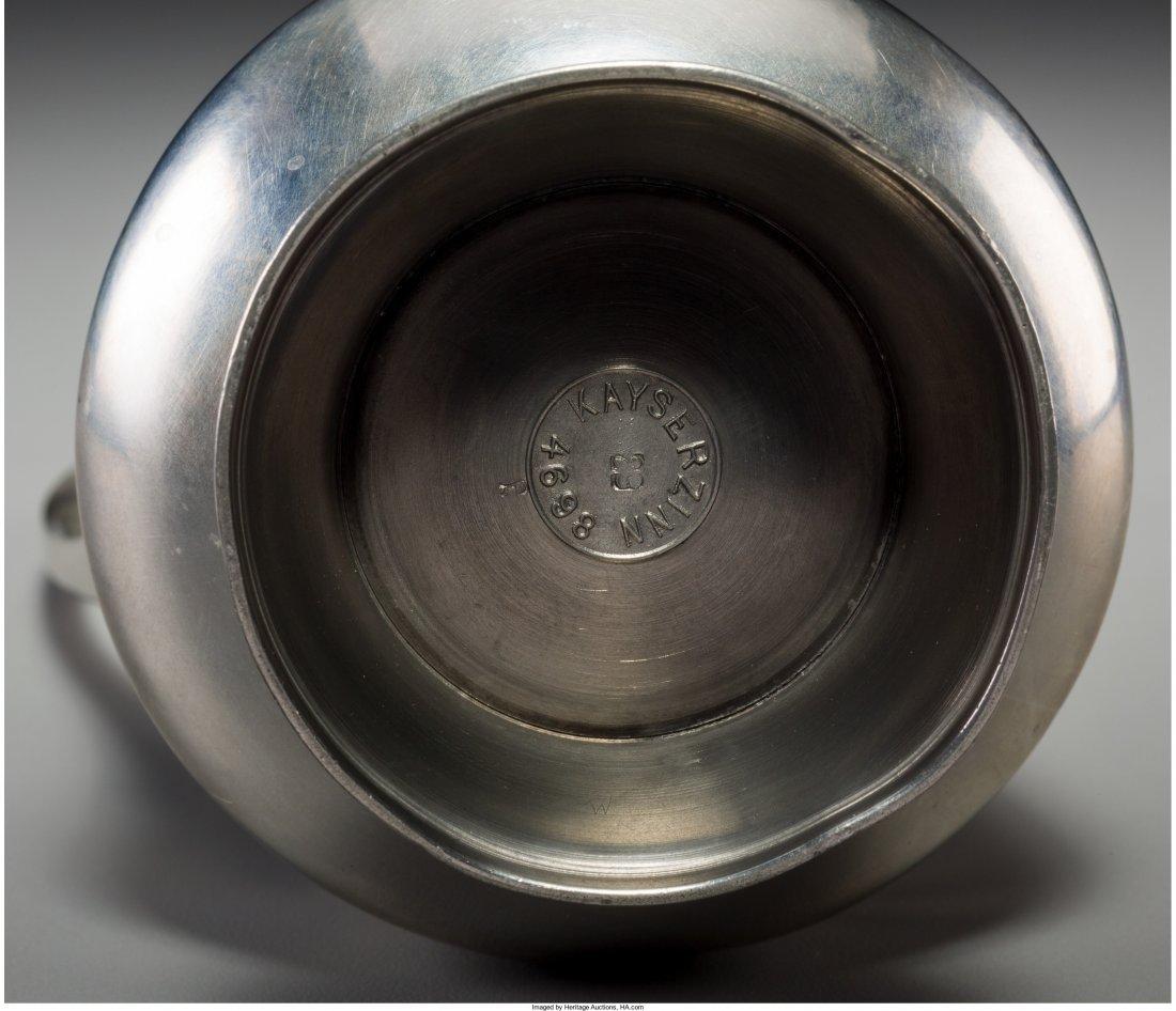 63370: Seven-Piece Kayserzinn Pewter Beverage Set Circa - 3