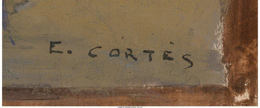 66005: Edouard-Léon Cortès (French, 1882-1969) Statio - 3