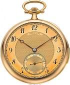 54290 Tiffany  Co Very Fine Gold Minute Repeater ci