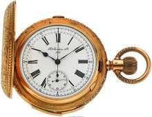 54298 Hy Grandjean  Cie LeCoultre Minute Repeater