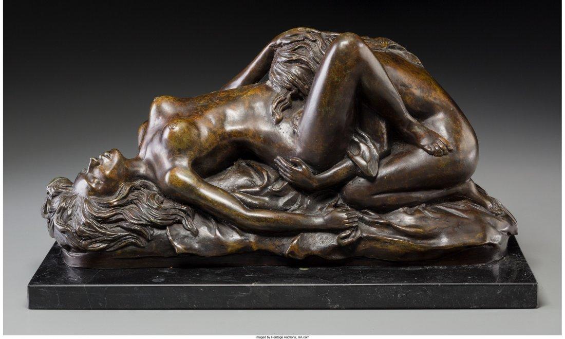 61022: After Joseph Marie Thomas Lambeaux (Belgian, 185