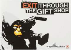 77015: After Banksy (b. 1974) Exit Through the Gift Sho