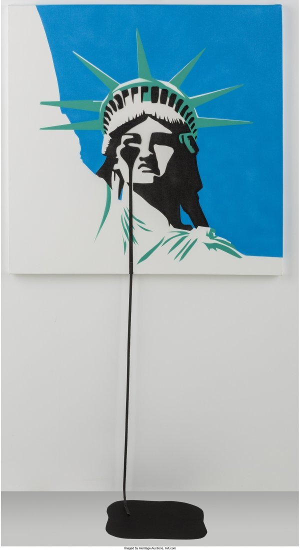 77048: Pure Evil (b. 1968) America's Nightmare, 2017 Sp