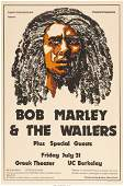 89637 Bob Marley  the Wailers Greek TheaterUC Berkel