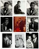 89605 Marvin Gaye Large Collection of Assorted Black a